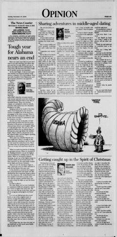 Athens News Courier, December 27, 2009, Page 8
