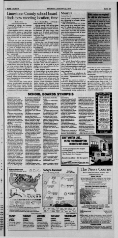 Athens News Courier, January 22, 2011, Page 7