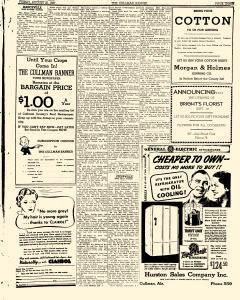 Cullman Banner, August 20, 1937, Page 3