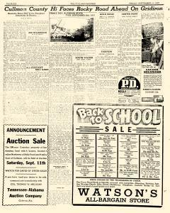 Cullman Banner, September 10, 1937, Page 6