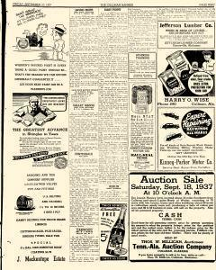 Cullman Banner, September 10, 1937, Page 9