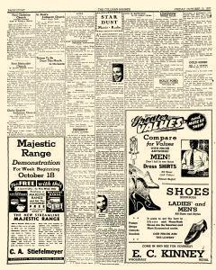 Cullman Banner, October 15, 1937, Page 8