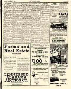 Cullman Banner, October 15, 1937, Page 9