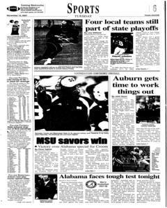Fort Payne Times Journal, November 13, 2007, Page 6