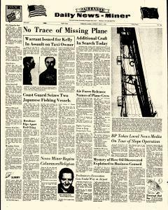 Fairbanks Daily News Miner, June 07, 1969, Page 1