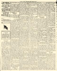 Fairbanks Weekly News Miner and Daily Citizen, January 28, 1921, Page 4