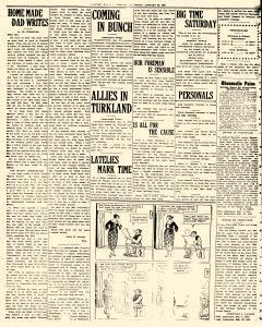 Fairbanks Weekly News Miner and Daily Citizen, January 28, 1921, Page 8