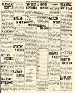 Fairbanks Weekly News Miner and Daily Citizen, January 28, 1921, Page 10
