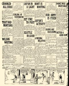 Fairbanks Weekly News Miner and Daily Citizen, January 28, 1921, Page 16