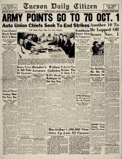 Tucson Daily Citizen, September 20, 1945, Page 2