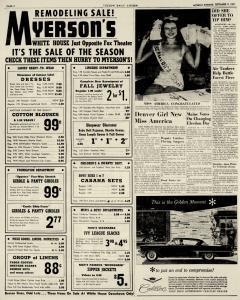 Tucson Daily Citizen, September 09, 1957, Page 7