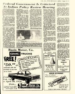 Navajo Times, February 26, 1976, Page 29