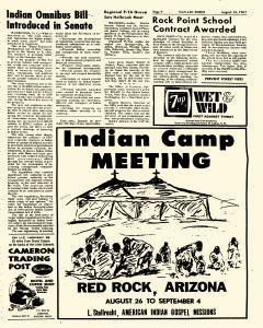 Window Rock Navajo Times, August 24, 1967, Page 9