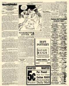 Winslow Daily Mail, February 09, 1928, Page 4