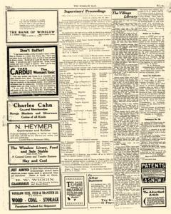Winslow Mail, November 25, 1911, Page 4