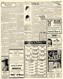 Winslow Mail, September 02, 1932, Page 2