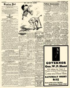 Winslow Mail, September 02, 1932, Page 8