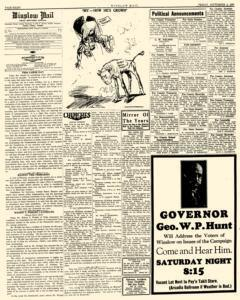 Winslow Mail, September 02, 1932, Page 10
