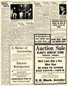 Winslow Mail, September 02, 1932, Page 11