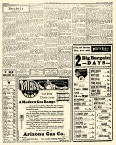 Winslow Mail, December 08, 1933, Page 2