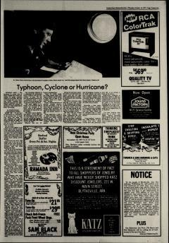 Blytheville Courier News, October 13, 1977, Page 42