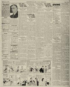 Fayetteville Daily Democrat, January 02, 1933, Page 5