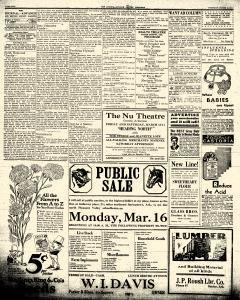Journal Advance, March 12, 1931, Page 2