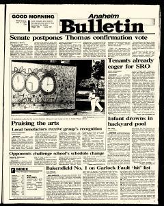 Anaheim Bulletin, October 09, 1991, Page 2