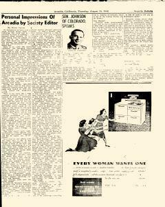Arcadia Bulletin, August 15, 1940, Page 3