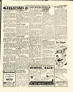 Arcadia Bulletin, September 05, 1940, Page 6