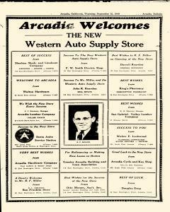 Arcadia Bulletin, September 12, 1940, Page 3