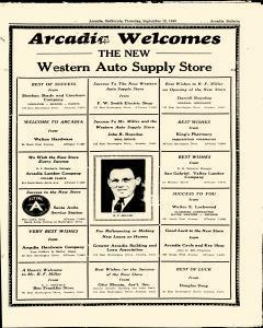 Arcadia Bulletin, September 12, 1940, Page 22