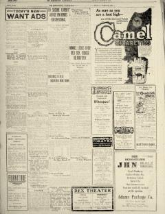 Bakersfield Californian, March 22, 1920, Page 4
