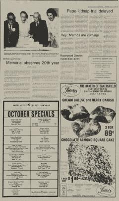 Bakersfield Californian, October 04, 1976, Page 9