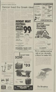 Bakersfield Californian, October 04, 1976, Page 20