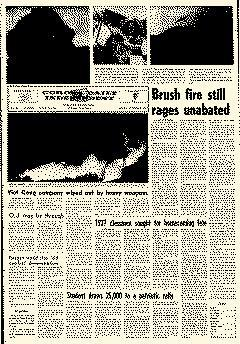 Corona Daily Independent, October 30, 1967, Page 1