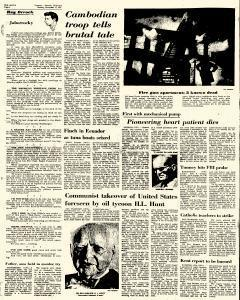 Argus, November 15, 1971, Page 4