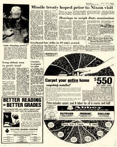 Argus, November 15, 1971, Page 3
