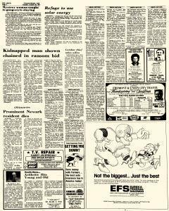 Argus, October 25, 1977, Page 2
