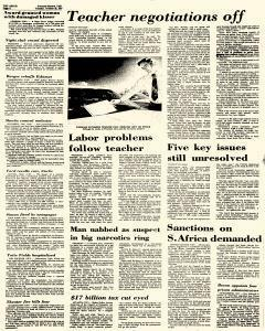 Argus, October 25, 1977, Page 6