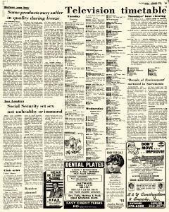 Daily Review, September 07, 1971, Page 21