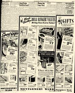 Hayward Alameda Southern County News, December 01, 1938, Page 3