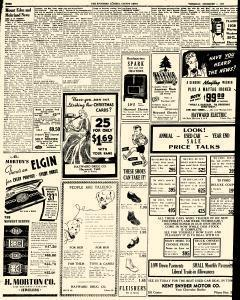 Hayward Alameda Southern County News, December 01, 1938, Page 4