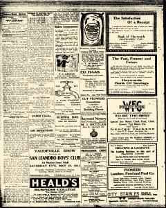 Hayward Twice a Week Review, May 19, 1911, Page 2