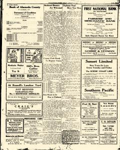 Hayward Twice a Week Review, January 12, 1912, Page 3
