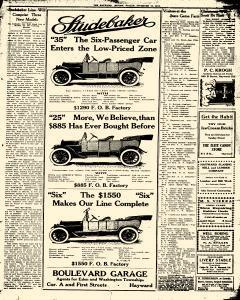 Hayward Twice a Week Review, December 20, 1912, Page 3