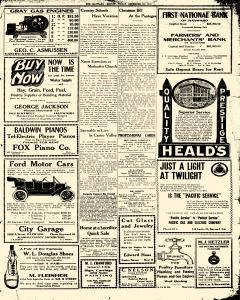 Hayward Twice a Week Review, December 20, 1912, Page 5