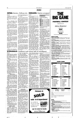 Marysville Yuba City Appeal Democrat, August 29, 1995, Page 23