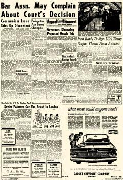 Appeal Democrat, February 23, 1959, Page 16