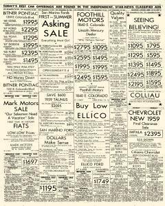Independent Star News, July 26, 1959, Page 39